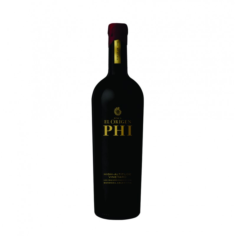 Vinho Tinto Finca El Origen PHI Single Vineyard